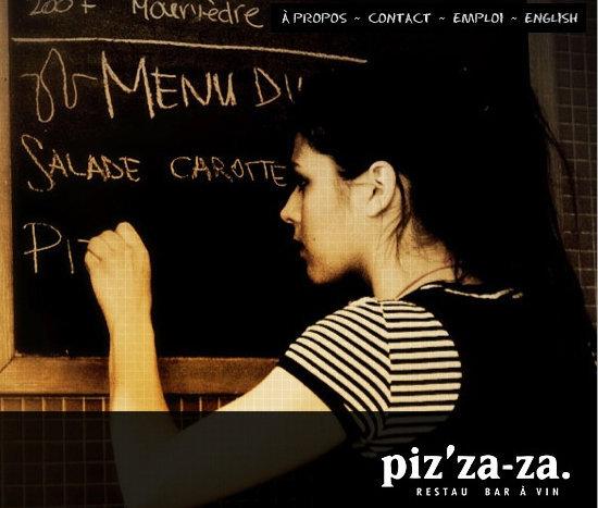 Piz'za-za