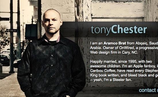 Tony Chester