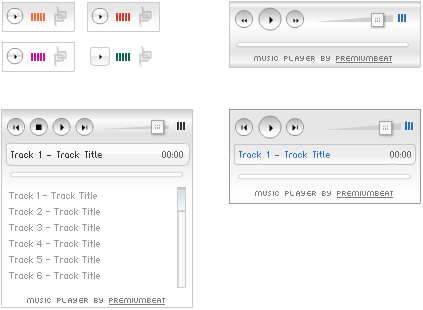 Обзор flash аудио-плееров