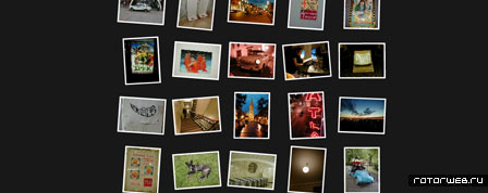 Обзор 3D Flash-галерей