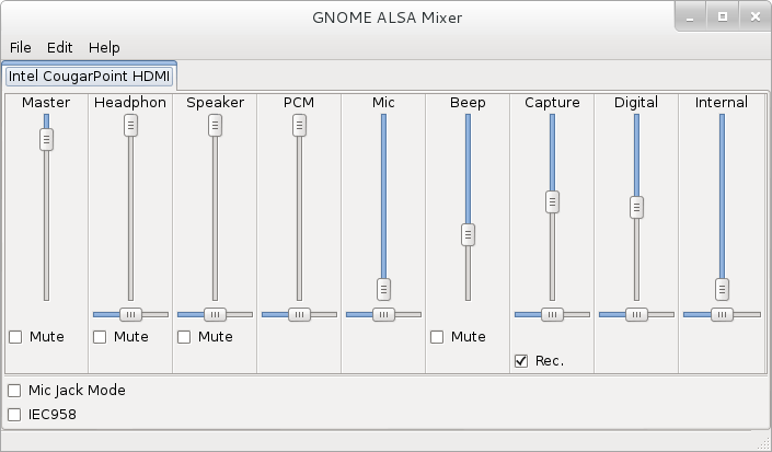 Gnome 3 настройки на ноуте HP ProBook 5330m